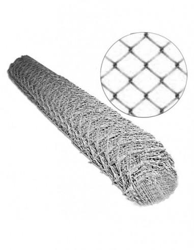 Plasa gard impletita cu latura ochi 50 mm