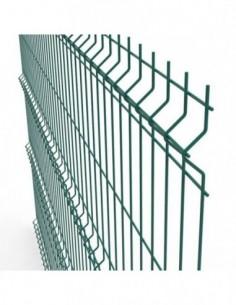 Panou gard verde 1700x2000 mm