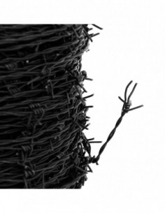 Sarma neagra ghimpata cu diametru de 2.2 mm