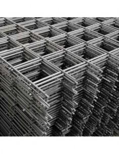 Plasa sudata 8x100x100x2000x6000 mm